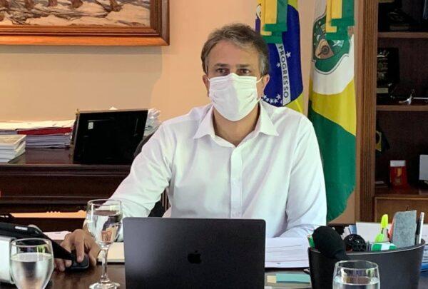 Todas as regiões do Ceará entram na 4º  fase do plano de retomada econômica a partir de segunda-feira, anuncia Camilo Santana
