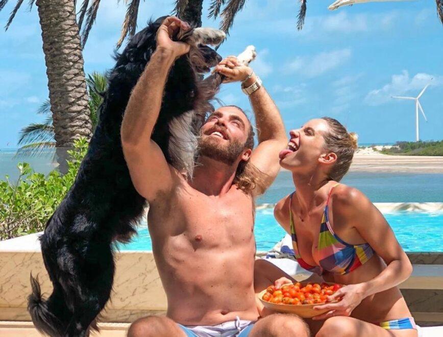 Dani Gondim e Maria Ventura falam sobre a experiência de viajar com pets