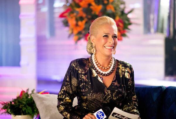 Andrea Beltrão é indicada ao Emmy Internacional por 'Hebe'