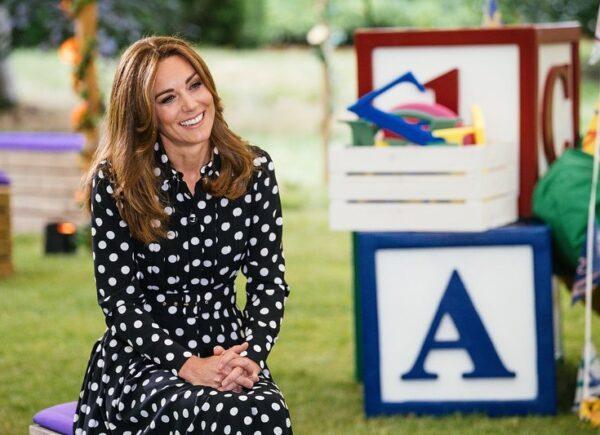 Exposição virtual de Kate Middleton reúne imagens do isolamento no Reino Unido