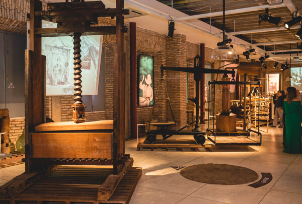 Museu da Indústria inicia visitas presenciais e online