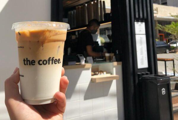 The Coffee aposta em modelo que une café rápido e insumos locais