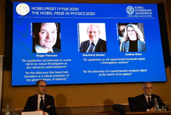 Cientista americana é a 4ª mulher na história a vencer o Prêmio Nobel de Física