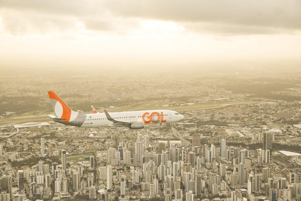 Gol inaugura rotas no Ceará e amplia oferta de voo em 69% no estado