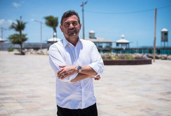 Nova Beira Mar será entregue em novembro, garante Alexandre Pereira