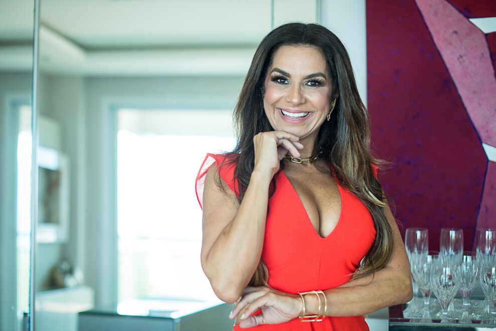 Ana Cristina Pinto fala sobre estilo de vida e conexão com a natureza