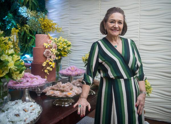 Bárbara Freire celebra mais um ano de vida ao lado de amigos e família