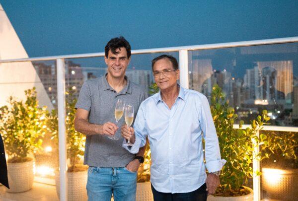 Beto Studart recebe CEO e fundador da XP Investimentos no BS Design