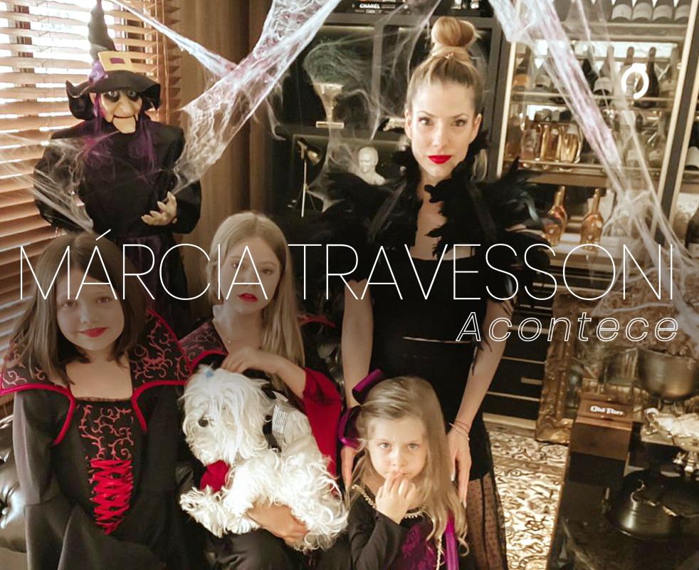 Márcia Travessoni Acontece 31.10.2020