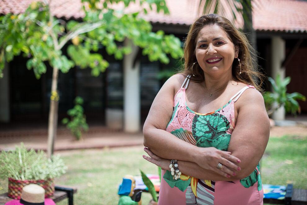 Conheça Denise Aguiar, secretária executiva de Políticas para Mulheres do Ceará