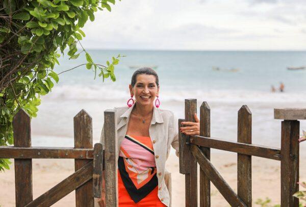 Márcia Travessoni lança campanha para criar espaço de leitura em Moitas