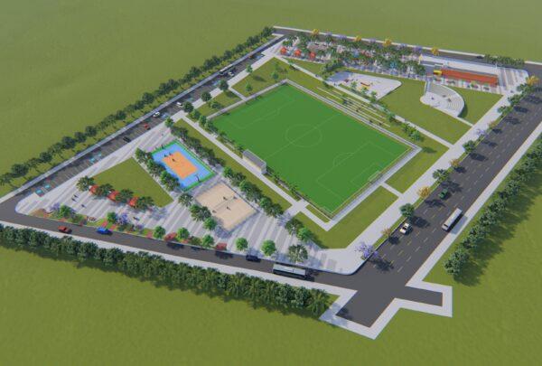Parque urbano será construído na área de antigo instituto penal em Fortaleza