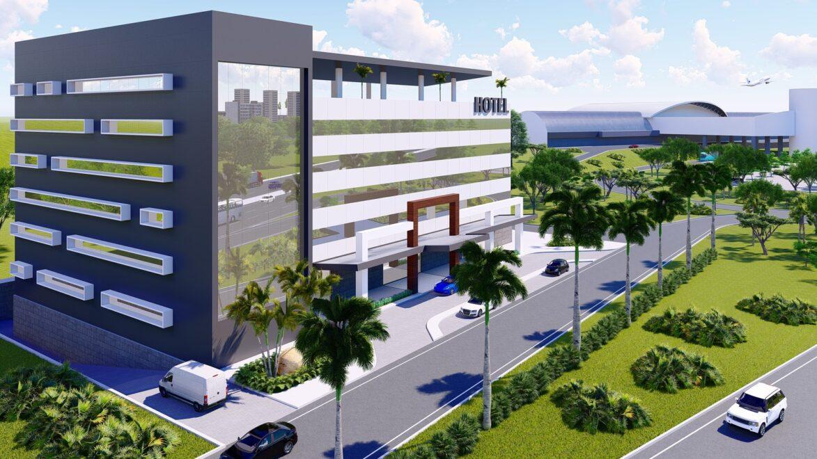 Fraport vai ceder área do Aeroporto de Fortaleza para construção de hotel