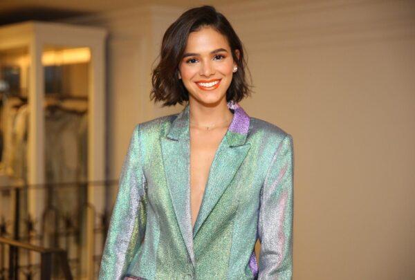 Bruna Marquezine é a nova atriz brasileira contratada pela Netflix