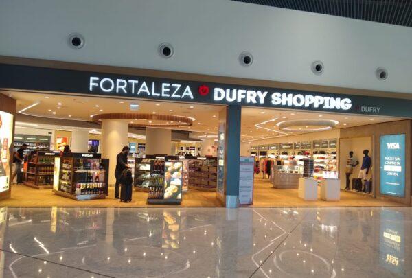 Aeroporto de Fortaleza inaugura mega loja para atender visitantes