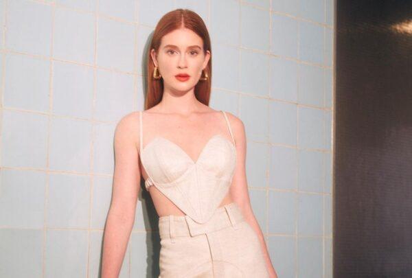 Marina Ruy Barbosa lança primeira coleção oficial da marca Shop Ginger