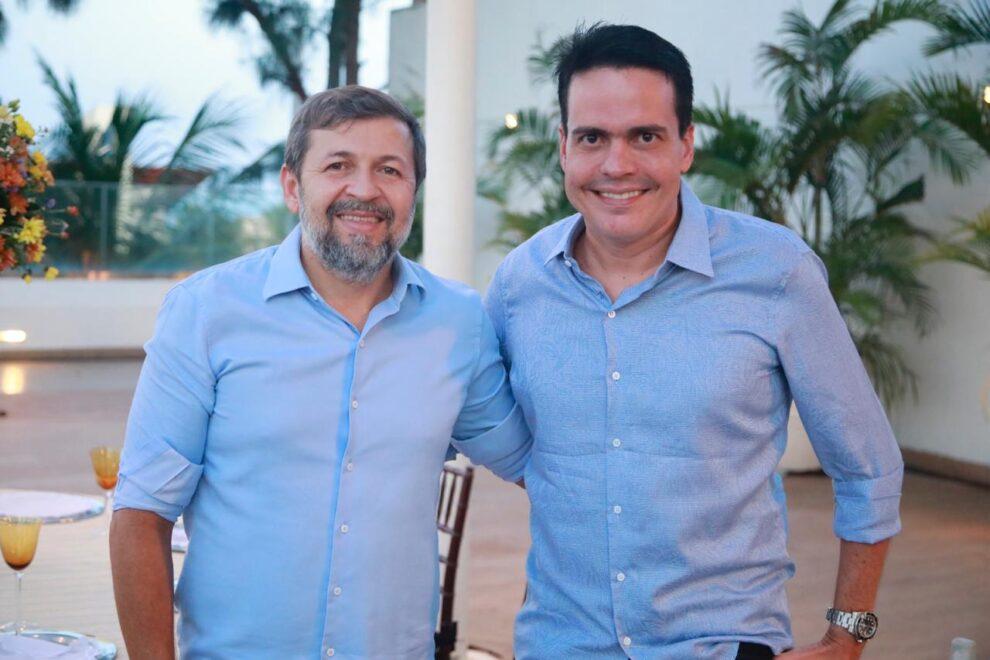 Lideranças empresariais se reúnem em confraternização da Seacec