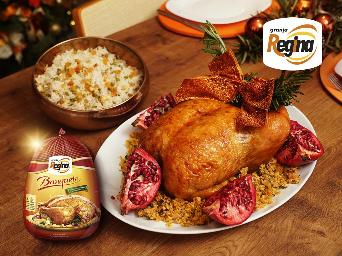 Granja Regina lança promoção de Banquete com brinde para decorar a mesa