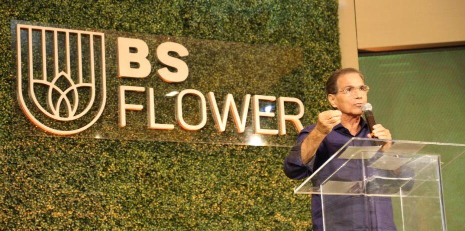 Lançamento do BS Flower é a retomada de um bom momento, diz Beto Studart
