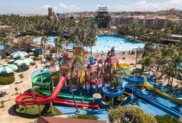 Beach Park lança desconto para hospedagem, amplia funcionamento e apresenta novo espaço