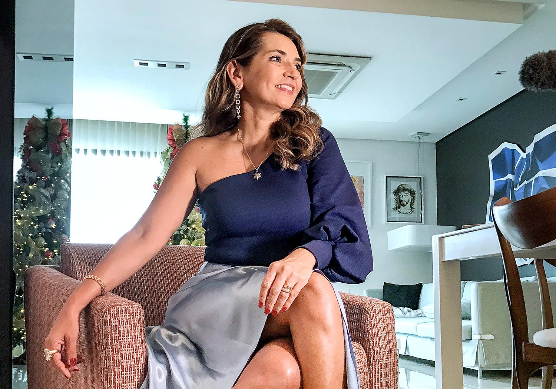 Márcia Travessoni assina conteúdo no jornal O Otimista