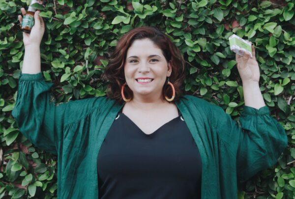 Cearense produtora de cosméticos veganos é selecionada em programa de liderança dos EUA