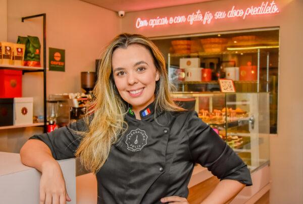 Alessandra Félix abre café em Fortaleza unindo confeitaria francesa com toque regional
