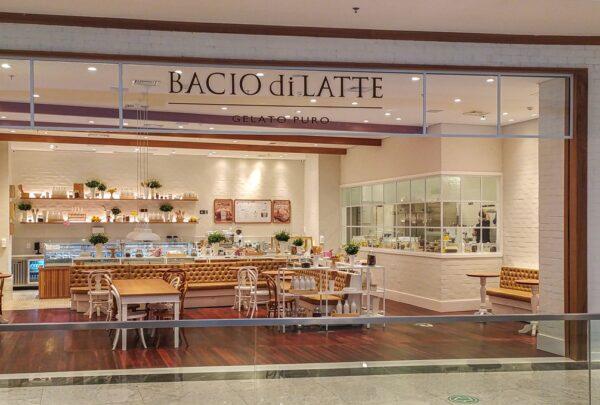 Bacio di Latte abre loja no Iguatemi Fortaleza