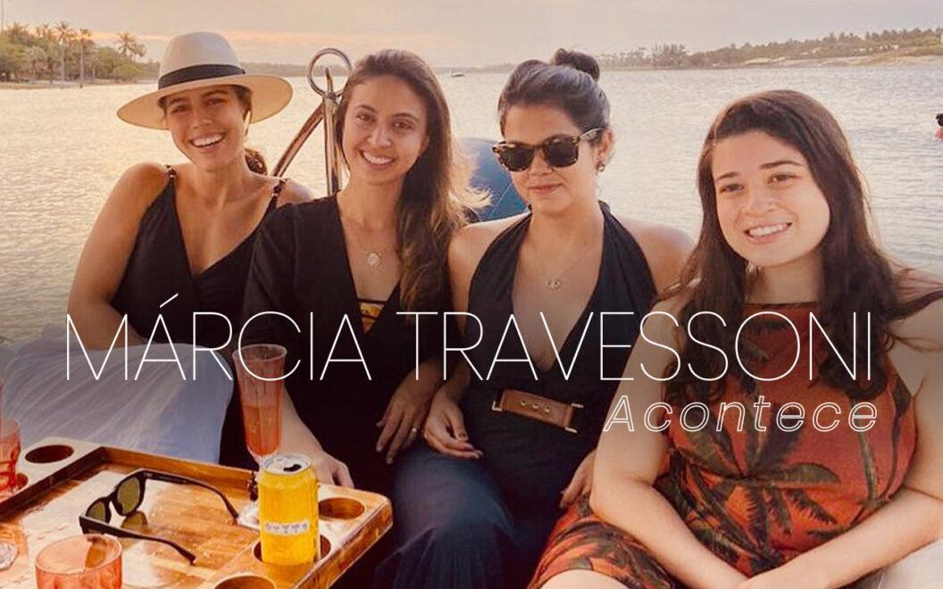 Coluna social Márcia Travessoni Acontece 26.01.2021