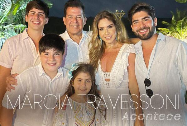 Coluna social Márcia Travessoni Acontece 08.01.2021