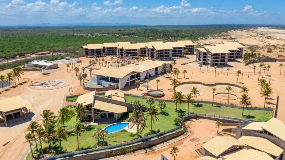 VCI fecha acordo com BNB para investir R$ 71 milhões no Hard Rock Ceará