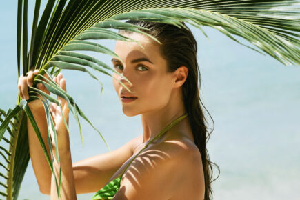 Como manter o cabelo saudável e protegido no verão