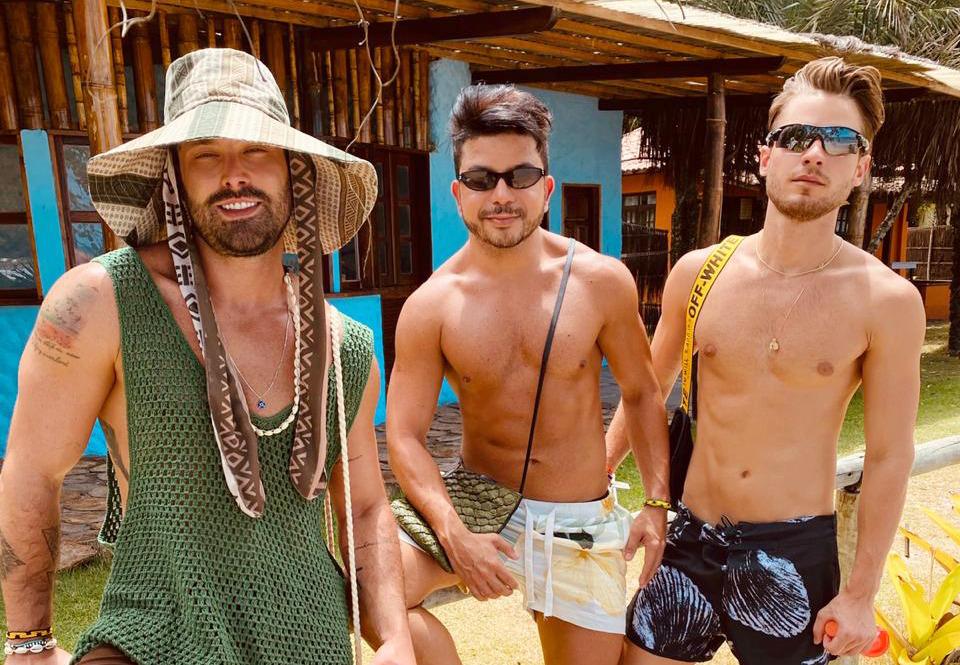 Thiago Maciel indica roteiro pela ilha de Boipeba, na Bahia