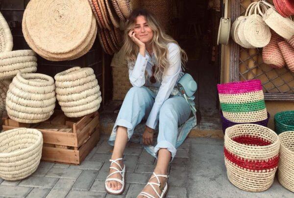 Larissa Proença compartilha 'achados' do Centro de Fortaleza