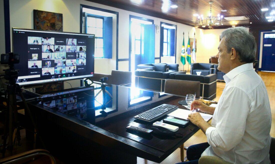 Sarto afirma que vacinação em Fortaleza inicia no dia 20 de janeiro