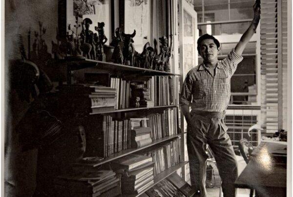 Obras inéditas de Aldemir Martins vão a leilão online