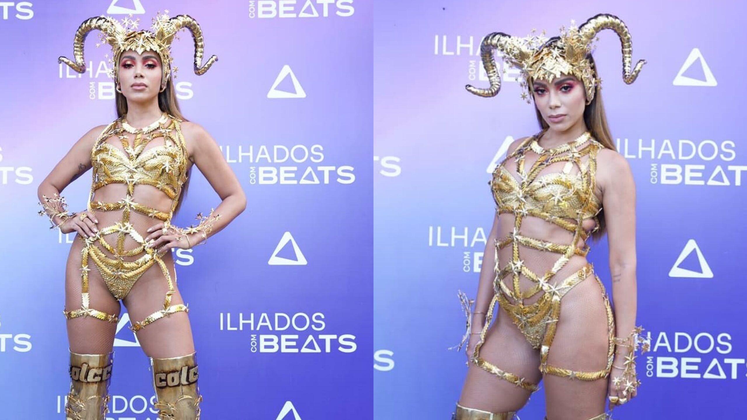 Reality show de Anitta com influenciadores digitais estreia hoje no Instagram