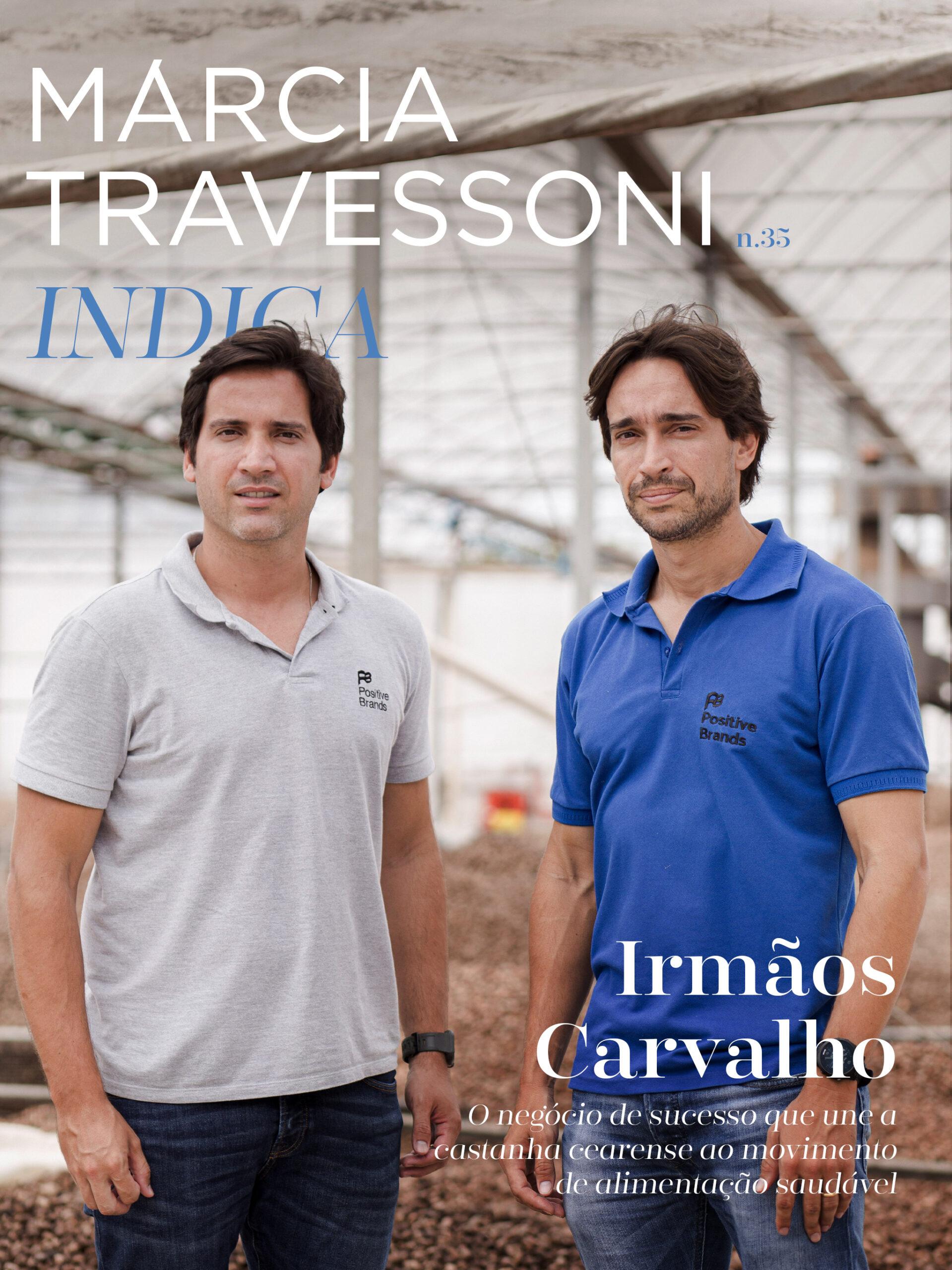 Irmãos Carvalho - Capa MT Indica 35