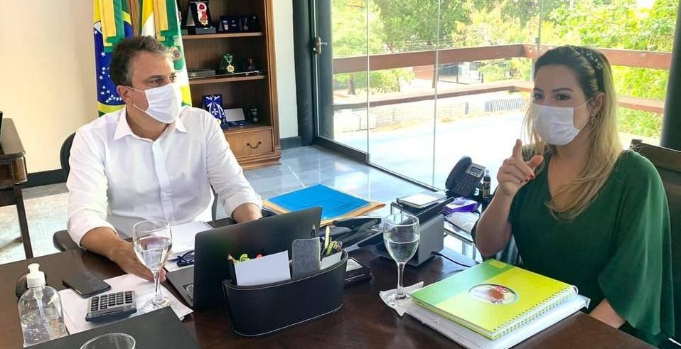 Camilo anuncia aumento de 20% no valor do Cartão Mais Infância Ceará