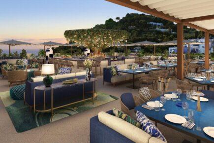 Hotel ícone de Capri passa a integrar portfólio de luxo da Oetker Collection