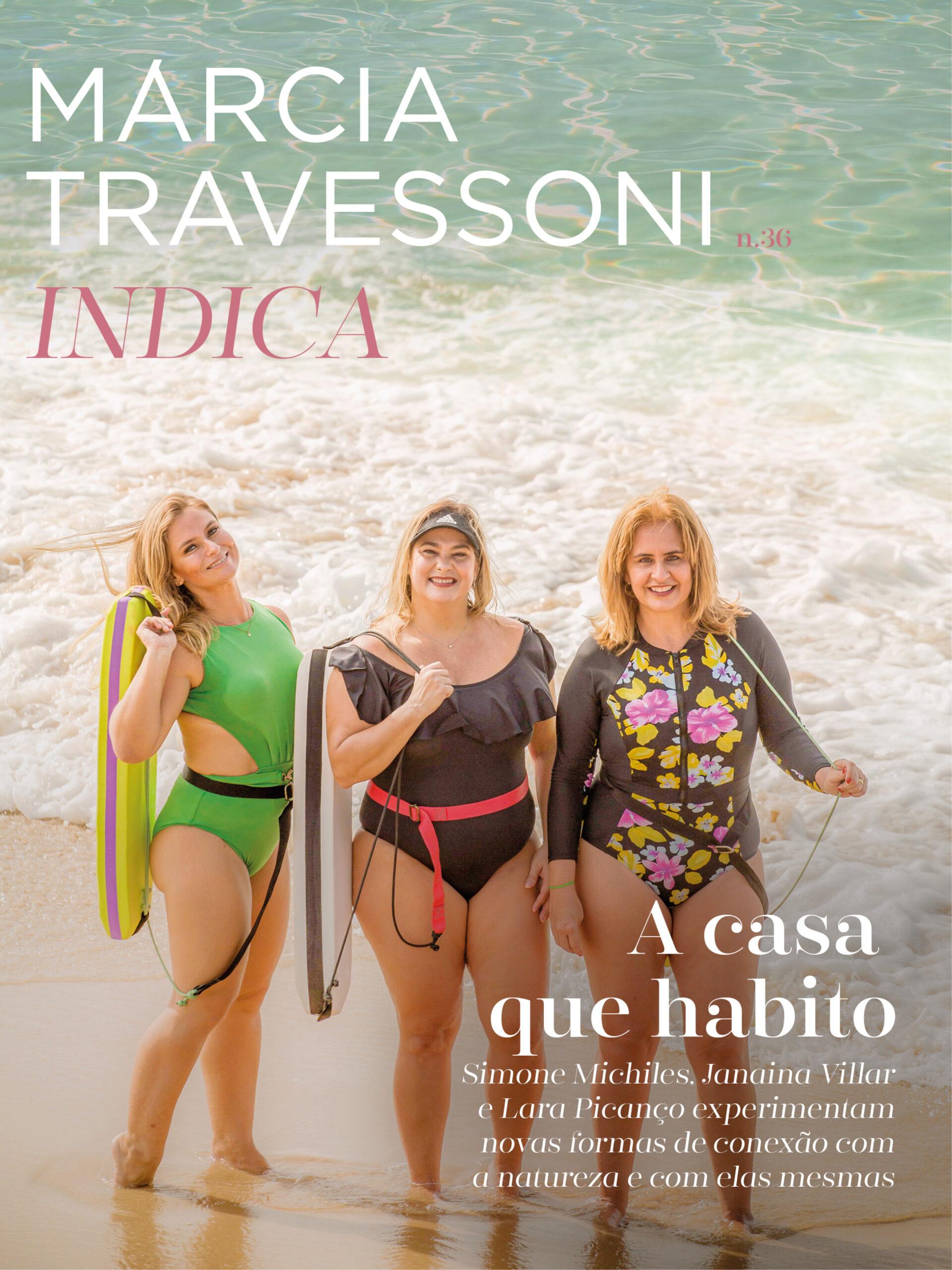 Simone Michiles, Janaina Villar e Lara Picanço revelam rotina de exercícios e aceitação de si