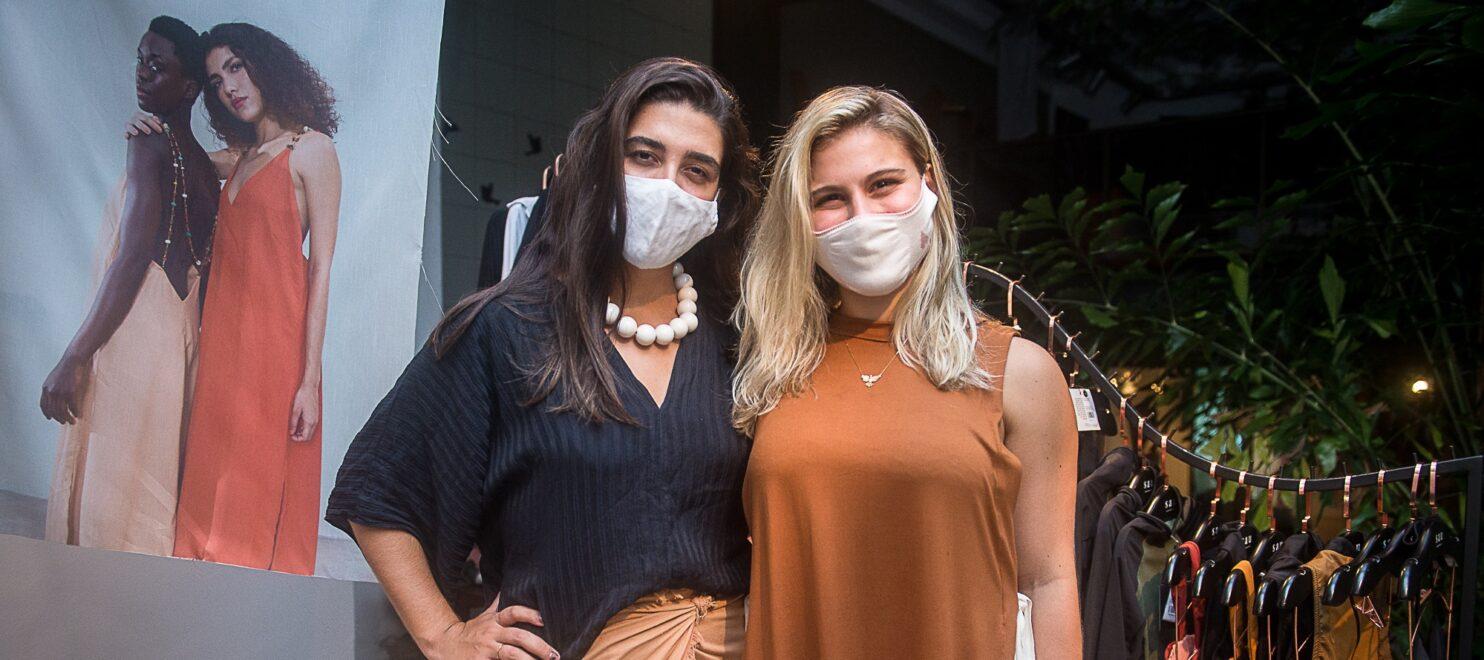 Marina Bitu e Yasmim Nobre lançam Sau, marca autoral de beachwear