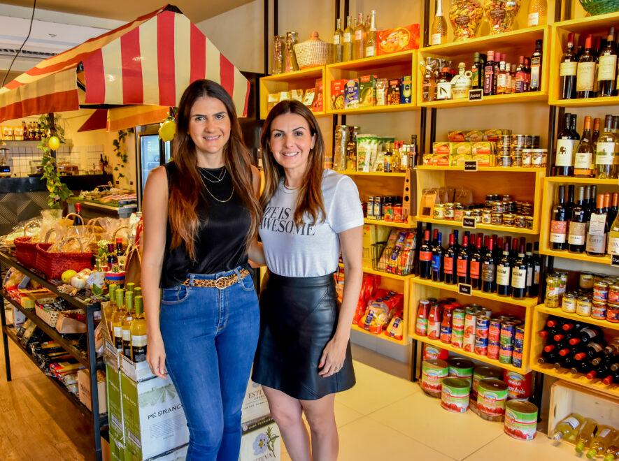 Nonna Empório Café oferece insumos da Itália para receitas caseiras