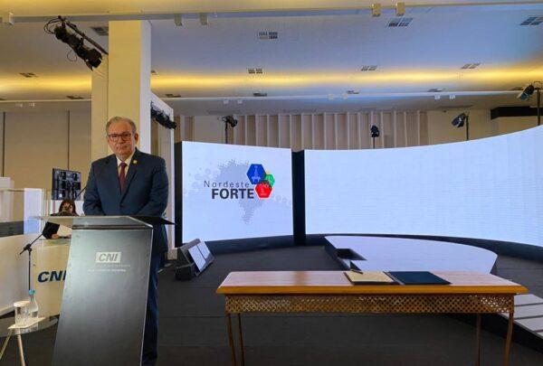Ricardo Cavalcante assume presidência da Associação Nordeste Forte e revela otimismo para o mandato