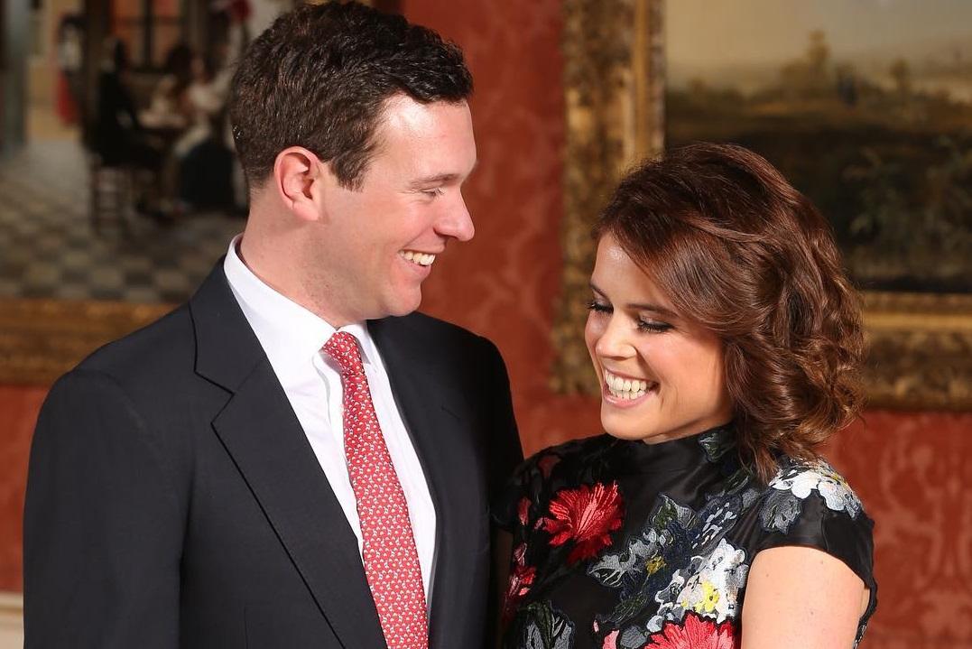 Nasce o filho da princesa Eugenie, 9° bisneto da rainha Elizabeth