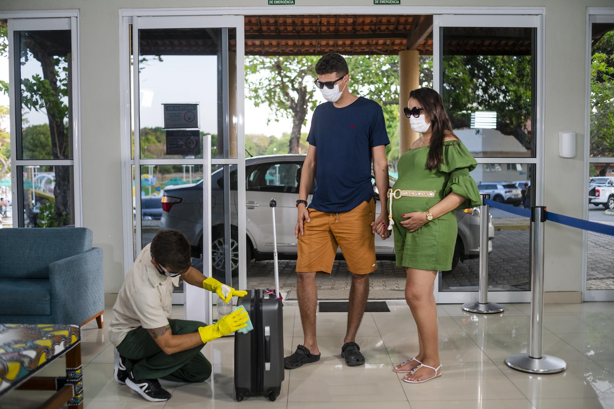 Hotéis certificados aliam lazer e segurança durante a pandemia