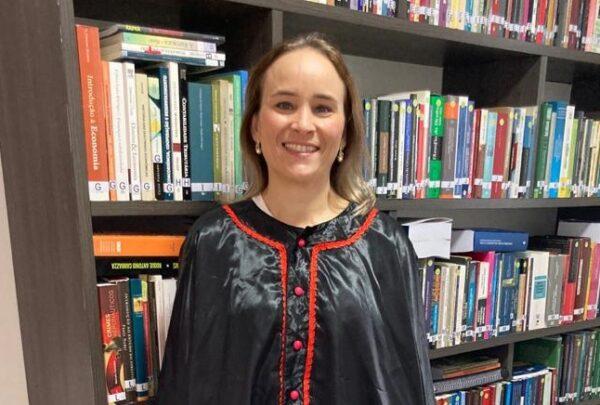 Fernanda Pacobahyba assume cadeira na Academia Cearense de Letras Jurídicas