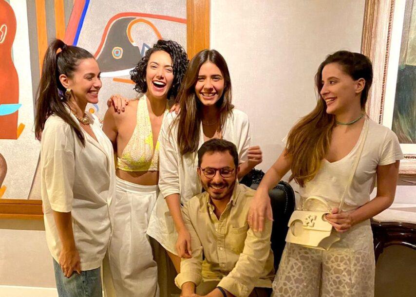 Talita Bezerra Ximenes se despede de Fortaleza para cursar residência em São Paulo