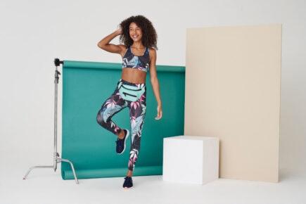 Riachuelo lança coleção de moda fitness com tecnologia sustentável