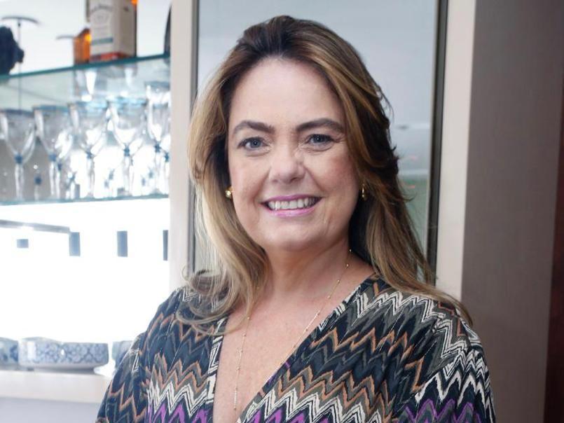 Érika Ponte busca doações para grupo solidário